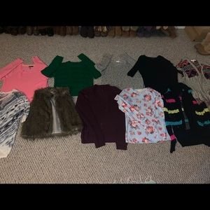 Sweaters Cardigans Huge Bundle All Sizes!